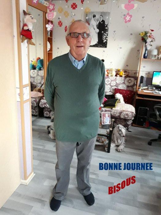 lantus fête ses 73 ans demain, pense à lui offrir un cadeau. Aujourd'hui à 00:00