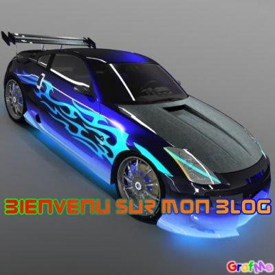 Bienvenu sur mon blog =D