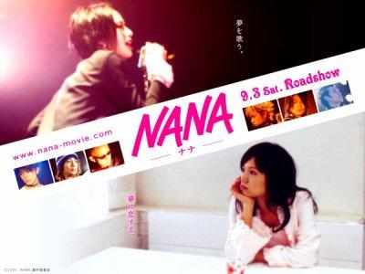 NANA ; les films 1 &' 2