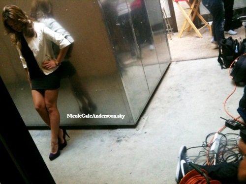 Nicole et Chelsea ont récemment fait un photoshoot pour Teren Oddo qui avait déjà fait un photoshoot de Nicole. Chelsea a d'ailleur posté une photo de Nicole sur son Twitter prise lors de ce photoshoot.