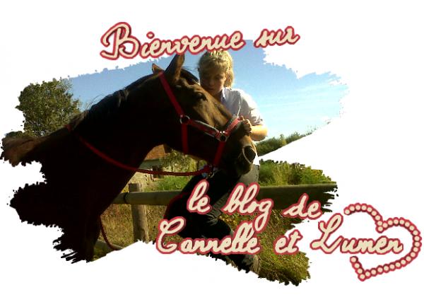 Lumen d'Ivray et Cannelle.