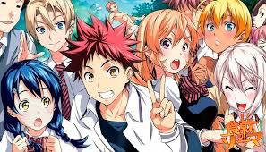 mon TOP 5 de manga SHONEN