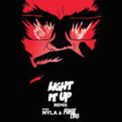 Light It Up Remix de Major Lazer Feat. Nula & Fuse Odg sur Skyrock