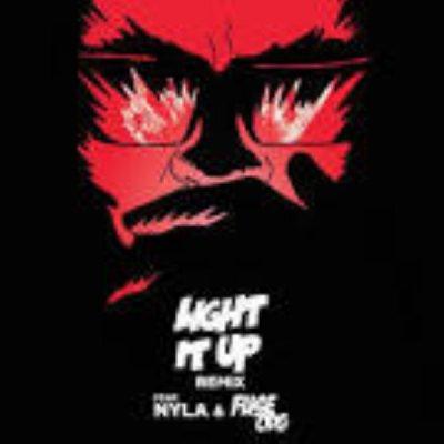 Light It Up Remix de Major Lazer Feat. Nula & Fuse Odg sur Skyrock