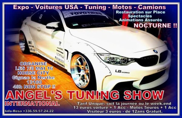 ANGEL'S TUNING SHOW 2016