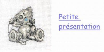Ptite présentation (l)