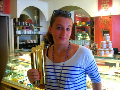 Premier passage à la Pâtisserie Martichon !