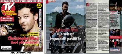 "Magazine "" TV Grandes chaînes """
