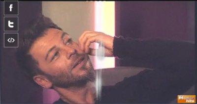 Interview M6 MUSIC Christophe Maé