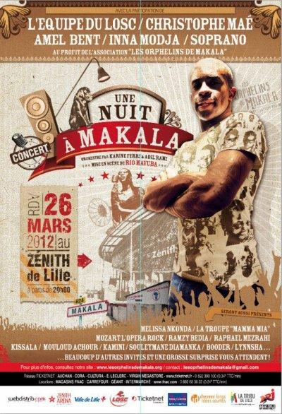 Une nuit à Makala