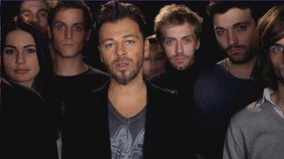 """Les Enfoirés 2012 : Le clip """"Encore un autre hiver"""""""