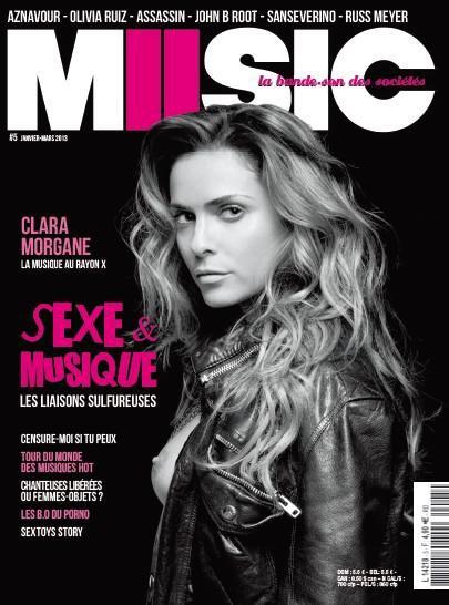Clara sexe et musique