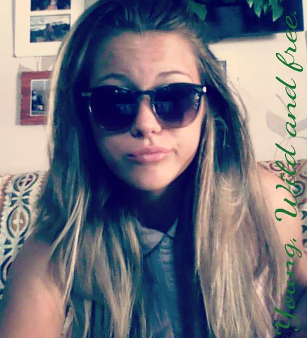 Young, Wild and Free .∞  †