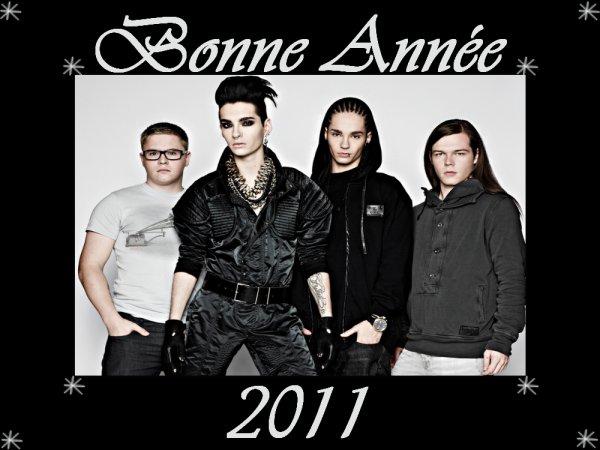 >> Bonne Année :)