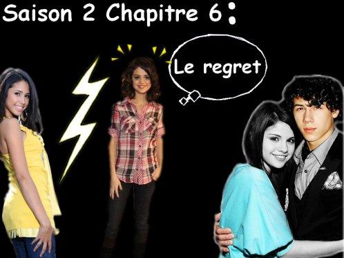 Saison 2 Chapitre 6 : Le regret !