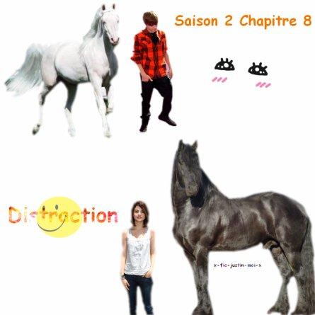 Saison 2 Chapitre 8 : Distraction