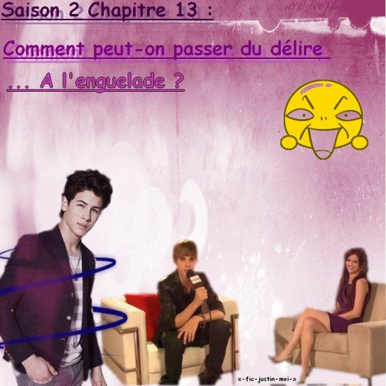 Saison 2 Chapitre 13: Comment peut passer du délire a l'engueulade ?