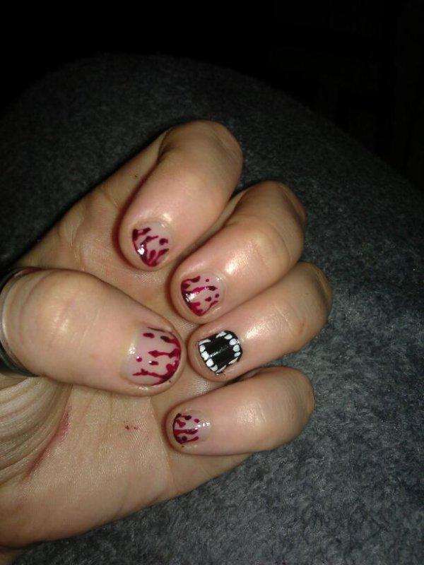 Nails art 17