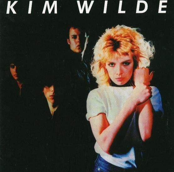 Son premier album KIM WILDE