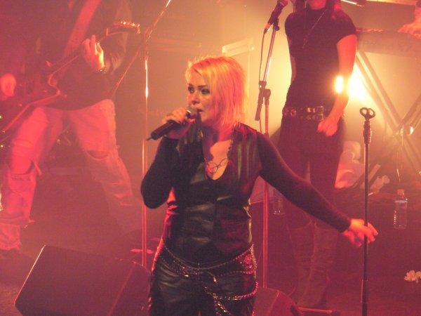 Concert a la Cigale en 2007