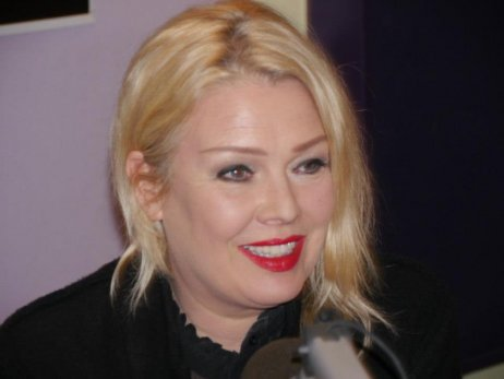 Kim Wilde était cet après-midi en interview exclusive sur France Bleu