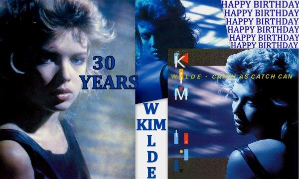 """Aujourd'hui nous fêtons les 30 ans de l'album """"Catch as Catch Can"""""""