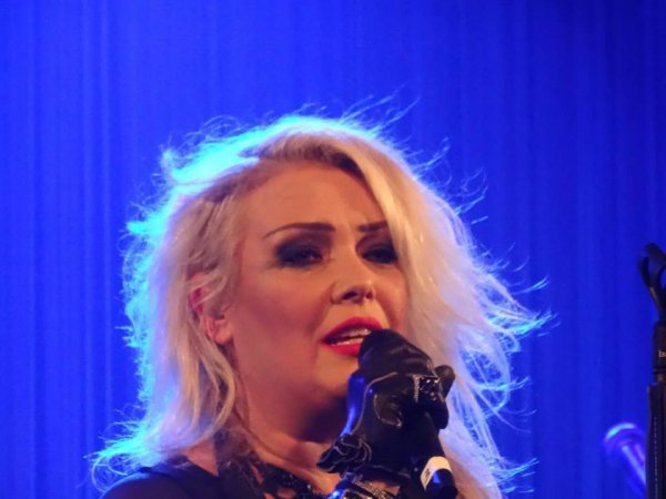 Kim Wilde au Retro Festival à Lucerne !