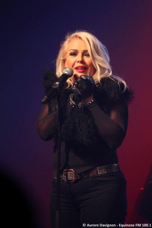 Kim Wilde au Belzik Festival en Belgique !