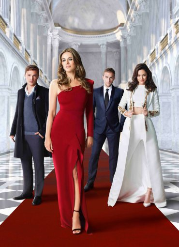 [ARTICLE QUI NE CONCERNE PAS NARNIA]  SERIE : THE ROYALS