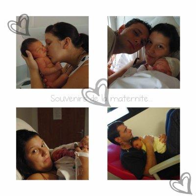 .●✿●. notre sejour a la maternité!  .●✿●. ©bebe-liloo