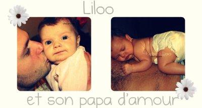 .●✿●les 2 amours de ma vie●✿●. ©bebe-liloo