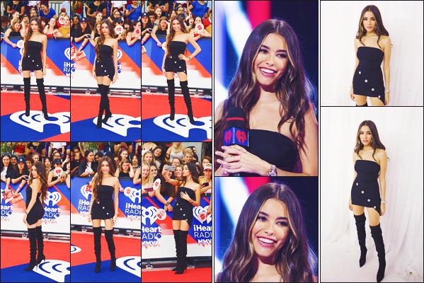 - -• 26/08/18-' : Notre jolie Madison Beer était présente lors des « iHeartRadio MuchMusic Video Awards »  à • Toronto !    C'est dans une tenue bien trop simple que Madison a posé sur le tapis rouge ainsi que dans les backstages, un petit peu déçue par la tenue sinon, un top. -