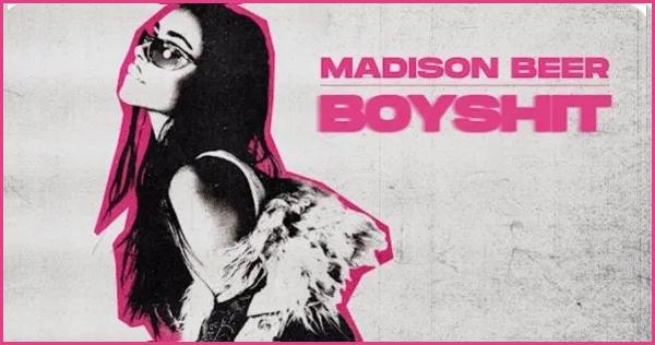 ● DÉCOUVREZ «BOYSHIT» LE TITRE ISSU DE « LIFE SUPPORT » !  ☽   Voici donc le nouveau titre de  Madison Elle Beer qu'elle a annoncé il y a seulement quelques jours. Le nom de son prochain album « Life Support » pour lequel elle a déjà dévoilé deux titres : « Good in Goodbye » & « Selfish » devrait sortir le 16 Février 2021 suite une annonce de Madison via Instagram ! J'ai réellement hâte de découvrir ce premier album. Qu'en pensez-vous ? Personnellement, je suis fière d'elle et de son évolution!
