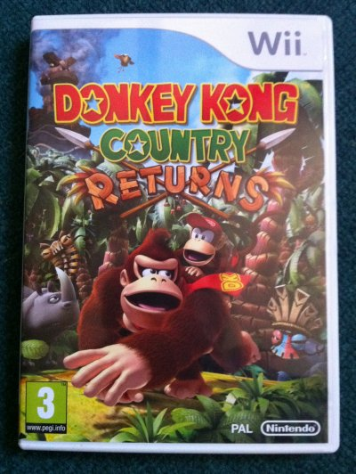 DK Country Returns