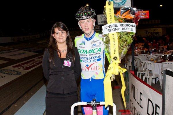 Joseph Berlin - Sémon... Le Vainqueur de cette épreuve , bravo à toute l'équipe !!!