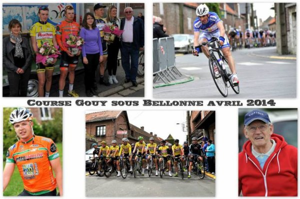 Photo du Grand Prix Cycliste de Gouy sous Belonne 2014