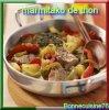 marmitako de thon