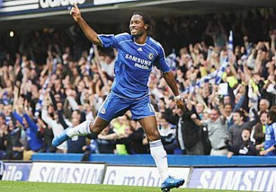 article n°2 : Drogba menace de partir de Chelsea ( news )