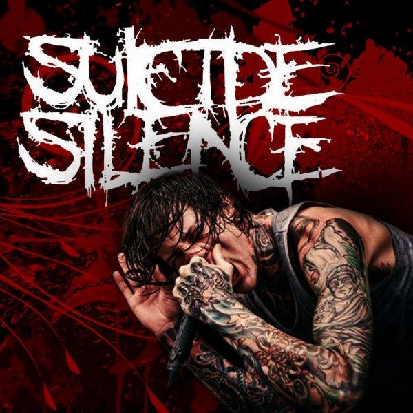 Hommage à Mitch Lucker chanteur du groupe Suicide Silence.. R.I.P