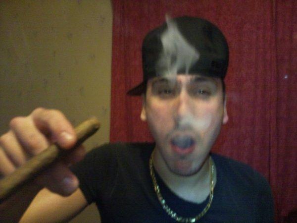 le jais en mode fumette