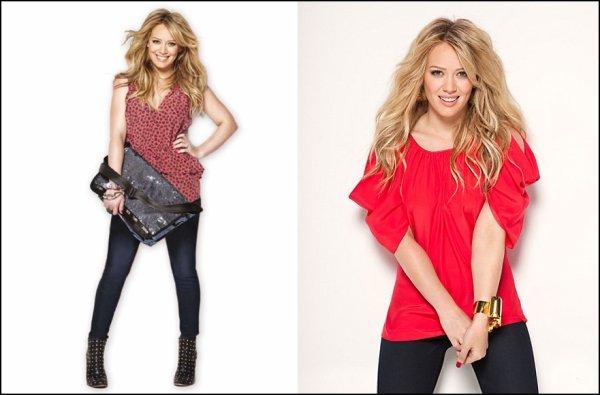 11 août 2010 - Hilary dans Seventeen.