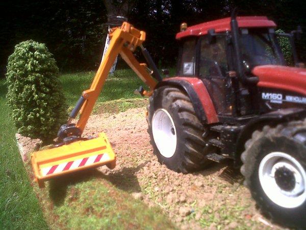 Préparation des sols, et entretien des talus ...