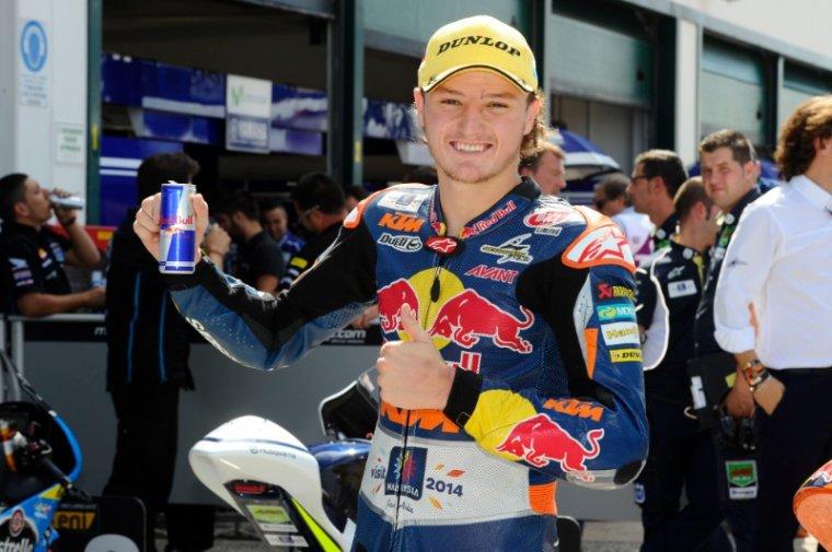 Bienvenu en MotoGP Jack ;)