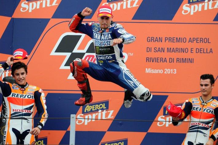 Saint-Marin. MotoGP 2014