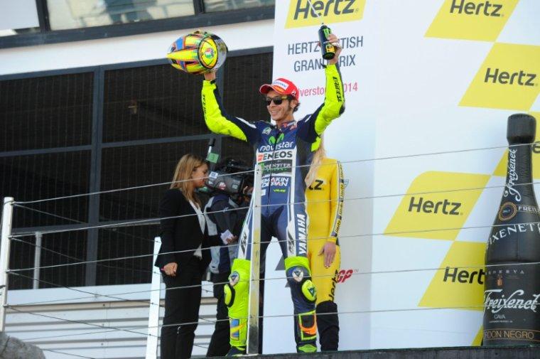 Silverstone: MotoGP Race!