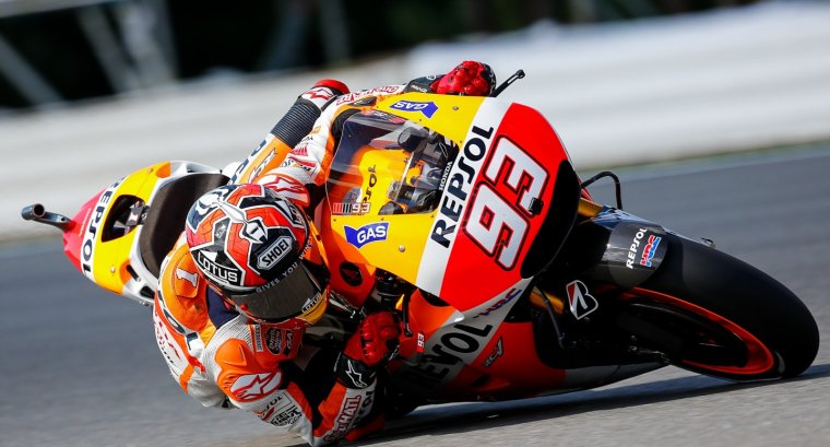 Silverstone: La claque de Marc Marquez aux FP1 - FP2 & FP3. ^^ on se ressaisi aux FP4