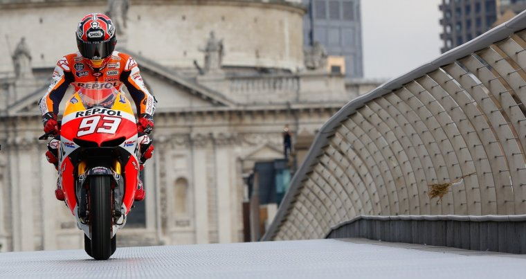 #MM93TakesLondon