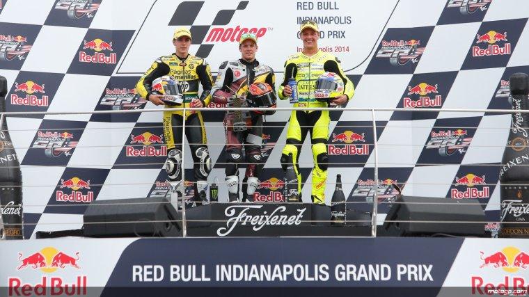 Moto2 & Moto3 > Indy GP