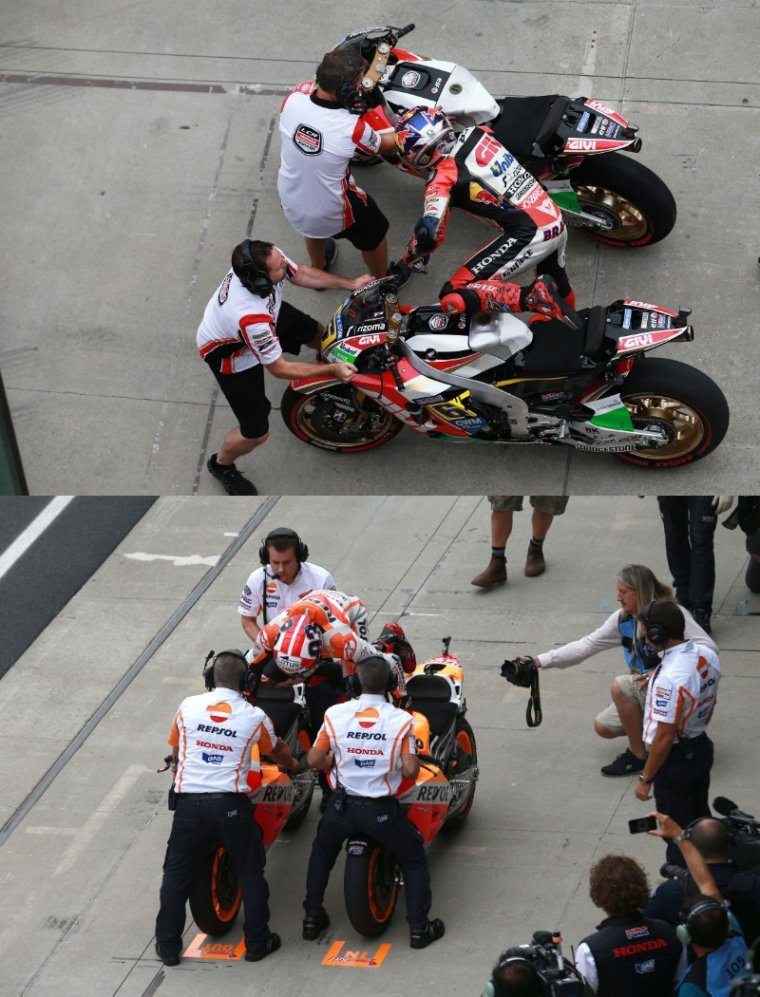Photo MotoGP Indy > Race