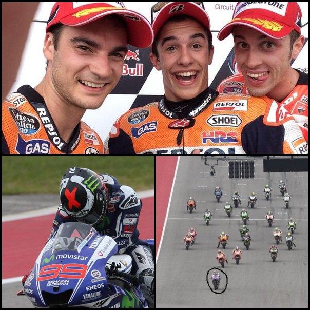 MotoGP™ > Résumé 1ère partie de saison (1/3)